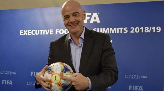 ĐT Việt Nam mơ dự World Cup 2022: Sếp FIFA tiết lộ tin mới, fan Việt vui mừng - 1