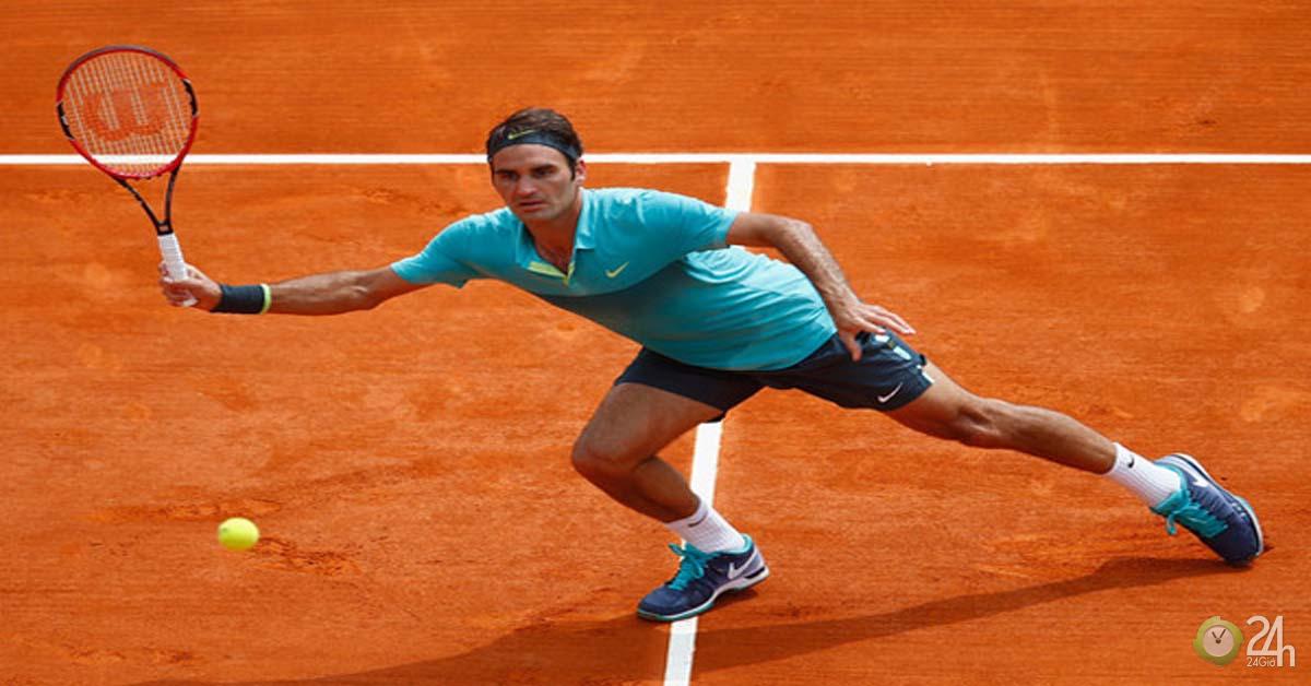 Federer mạo hiểm đua Djokovic - Nadal: Tàu tốc hành coi chừng gặp họa