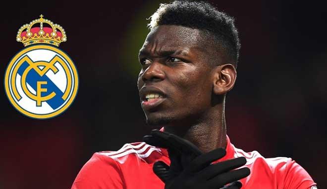 """Real ra giá Pogba: Trả MU 150 triệu bảng, có sẵn """"phương án B"""" - 1"""