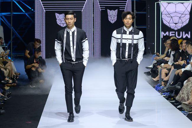 Viễn cảnh tương lai kỳ ảo trong show khai màn Tuần thời trang quốc tế Việt Nam - 14