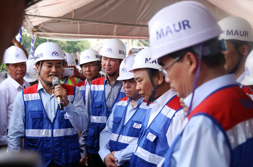 Thủ tướng yêu cầu vận hành metro Bến Thành – Suối Tiên vào năm 2021 - 2