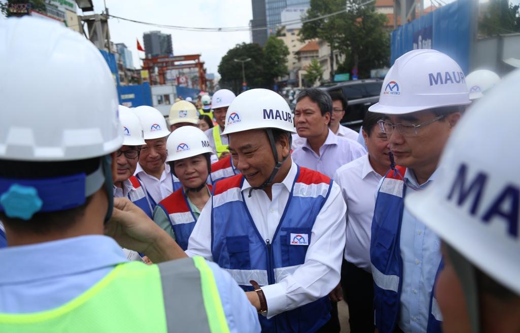 Thủ tướng yêu cầu vận hành metro Bến Thành – Suối Tiên vào năm 2021 - 5