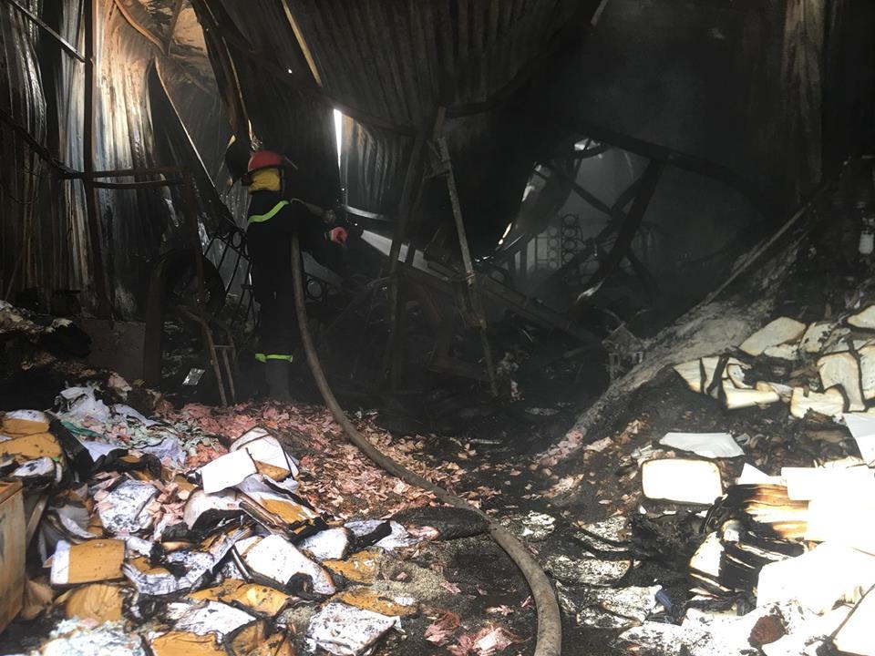 Vụ cháy 8 người chết và mất tích: Chuyến đi định mệnh của 3 mẹ con - 1