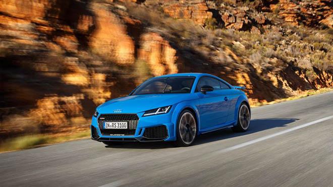 Audi Tt Rs 2019 Trinh Lang Với Gia Ban Chỉ Từ 1 59 Tỷ đồng Tại Mỹ