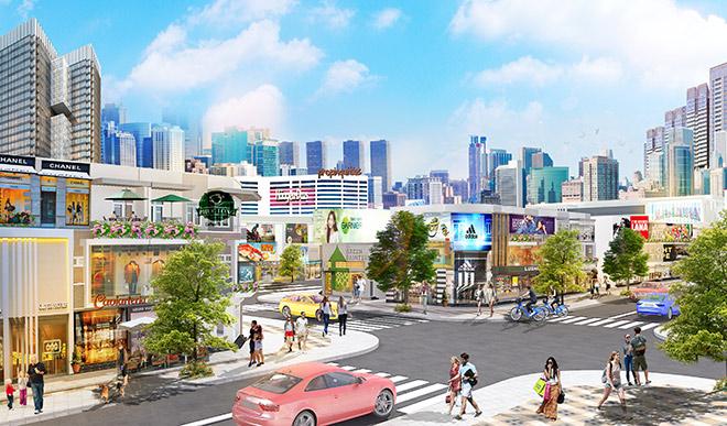 Món lợi kép khi đầu tư nhà phố thương mại - 2
