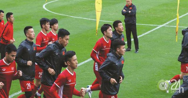 Cuộc đua marathon của VFF và HLV Park Hang Seo vì World Cup 2022