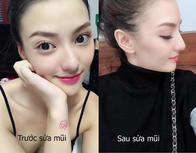 Loạt mỹ nhân Việt sửa chi tiết này để xinh đẹp gấp bội - 10
