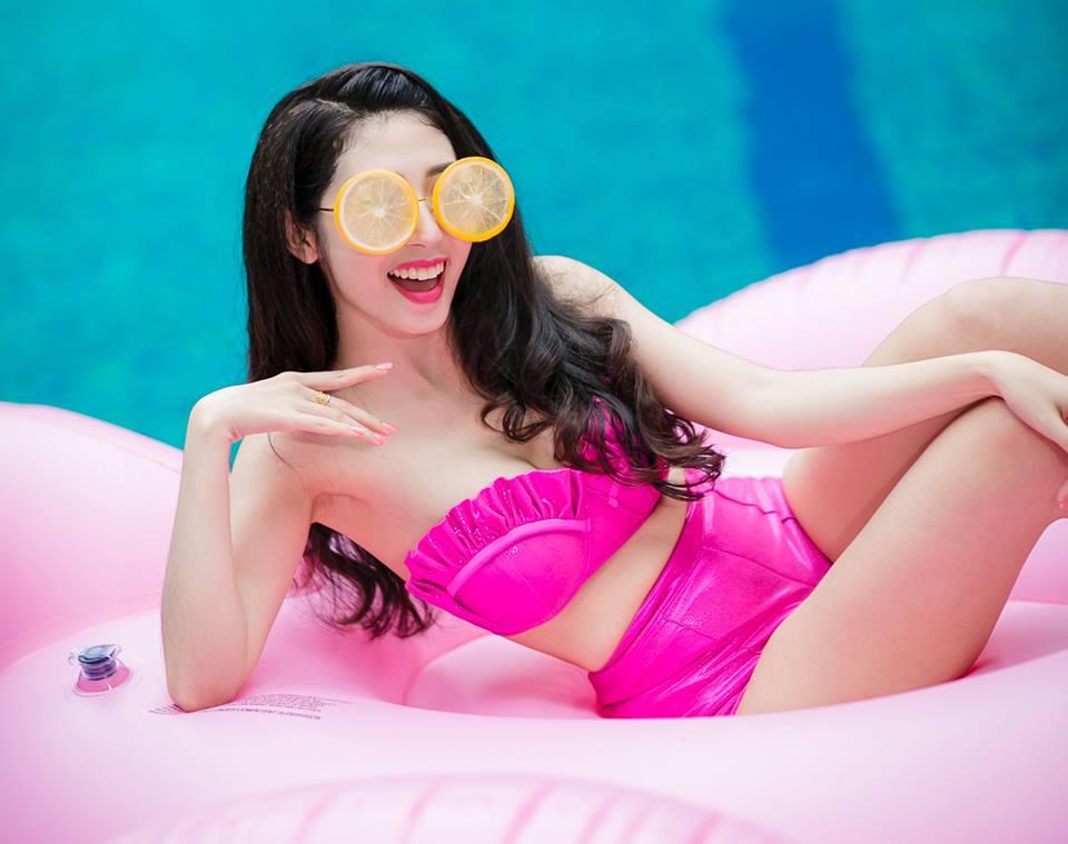 Khổng Tú Quỳnh tiết lộ lý do mặc sexy sau nhiều năm kín đáo - 3