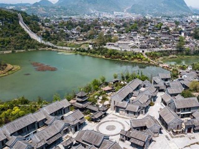 Thanh Âm – thị trấn cổ xinh đẹp vùng tây nam Trung Quốc