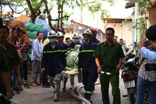 Công bố nguyên nhân vụ cháy nhà xưởng kinh hoàng 8 người tử vong - 1