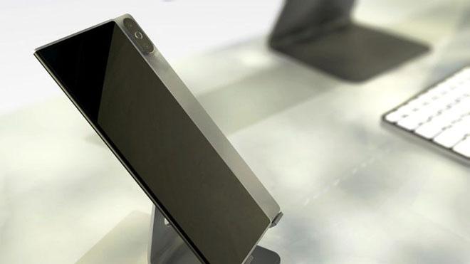 """Xuất hiện iPhone Fold """"mình hạc xương mai"""", đe nẹt Galaxy Fold - 6"""