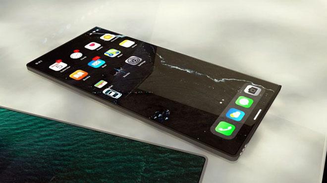 """Xuất hiện iPhone Fold """"mình hạc xương mai"""", đe nẹt Galaxy Fold - 3"""