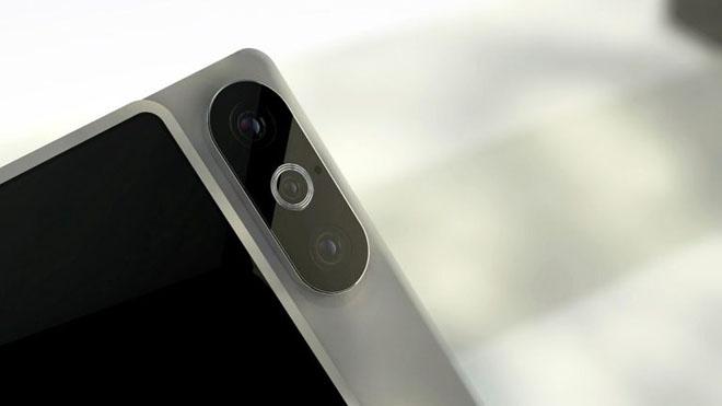"""Xuất hiện iPhone Fold """"mình hạc xương mai"""", đe nẹt Galaxy Fold - 4"""