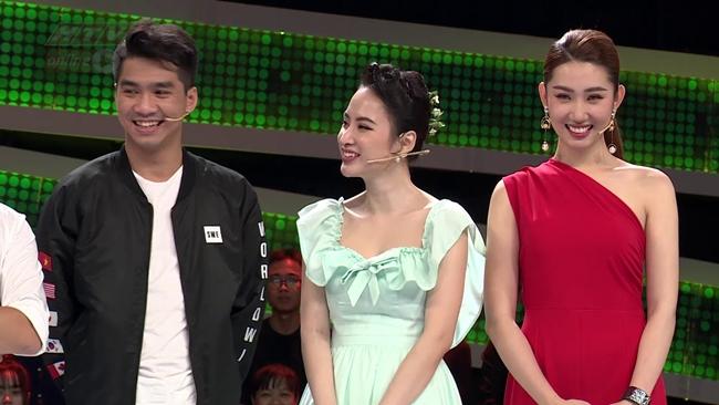 Không chỉ đắt show quảng cáo, dự sự kiện, Pew Pew còn có cơ hội tham gia nhiều chương trình, game show giải trí cùng các sao nữ nổi tiếng như Angela Phương Trinh, Thúy Ngân.