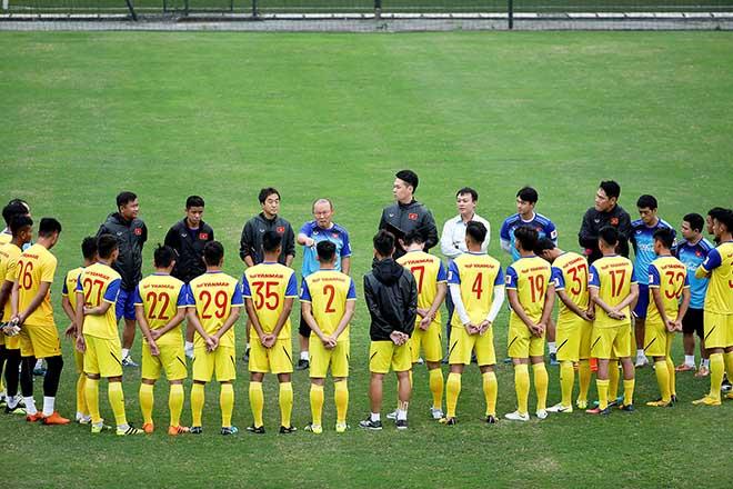 """Khi bóng đá Việt Nam kế thừa """"di sản"""" của thầy Park - 1"""