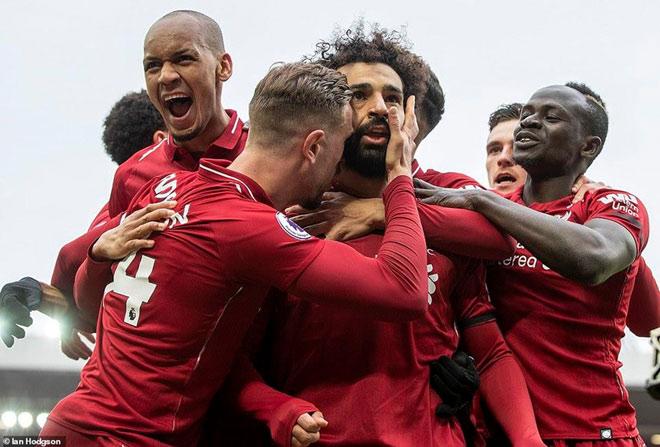 Liverpool sẵn sàng vô địch Ngoại hạng Anh: 4 nấc thang lên thiên đường - 2