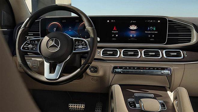 """Mercedes-Benz """"nhá hàng"""" thiết kế GLS thế hệ mới - 3"""