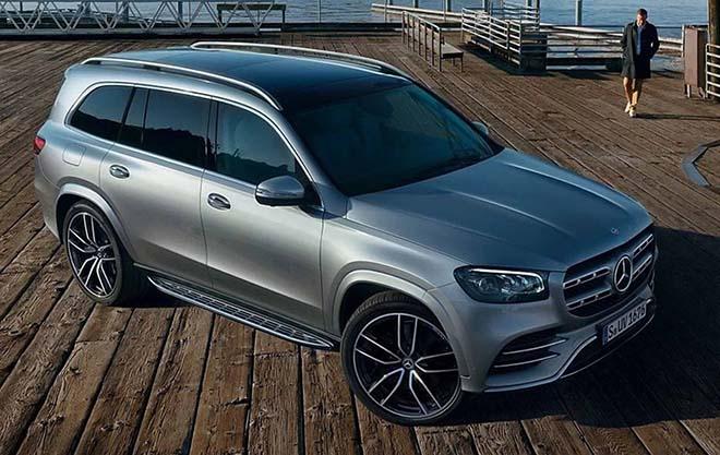 """Mercedes-Benz """"nhá hàng"""" thiết kế GLS thế hệ mới - 4"""
