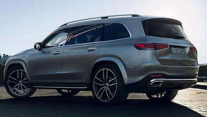 """Mercedes-Benz """"nhá hàng"""" thiết kế GLS thế hệ mới - 7"""