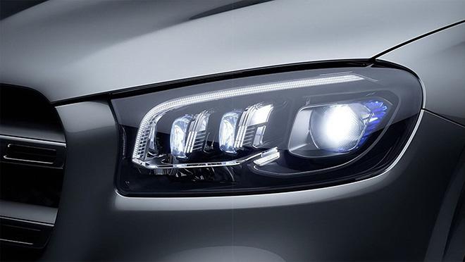 """Mercedes-Benz """"nhá hàng"""" thiết kế GLS thế hệ mới - 6"""