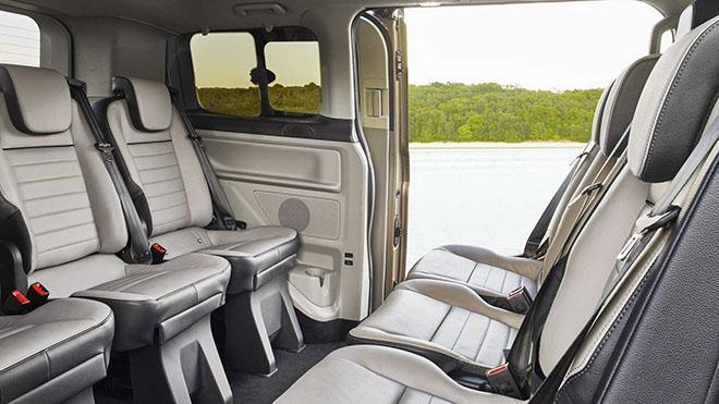 Sớm ra mắt tại Việt Nam, Ford Tourneo Custom là ứng viên sáng giá trong phân khúc MPV cỡ trung - 6