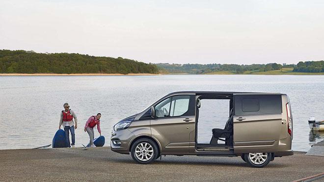 Sớm ra mắt tại Việt Nam, Ford Tourneo Custom là ứng viên sáng giá trong phân khúc MPV cỡ trung - 7