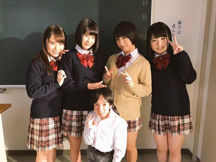 Số phận tội nghiệp của ngôi sao phim 18+ có chiều cao 1 mét ở Nhật Bản - 1