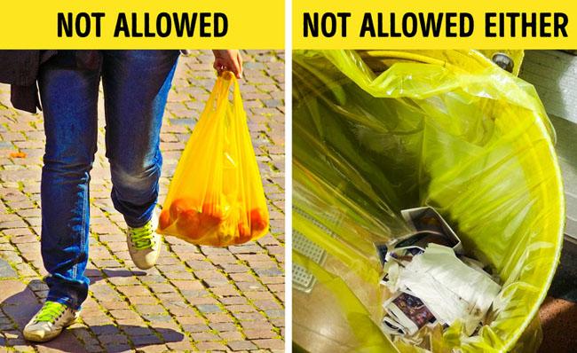 Cập nhật ngay 9 luật cấm du khách kỳ lạ trên khắp thế giới trong hè này - 3