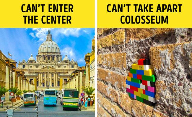Cập nhật ngay 9 luật cấm du khách kỳ lạ trên khắp thế giới trong hè này - 10