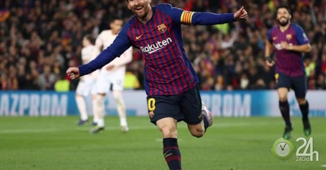 Messi là Vua dội bom vào lưới đại gia Anh: Sau MU, Liverpool nhận trái đắng?