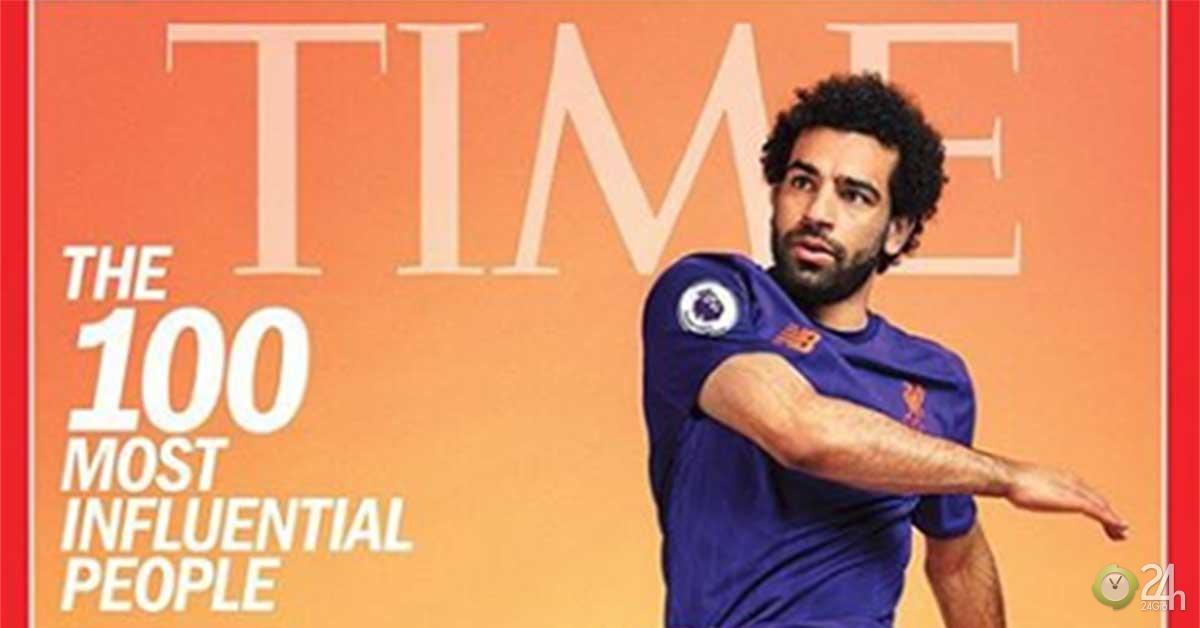 Tin HOT bóng đá tối 17/4: Salah vinh dự lên bìa tạp chí Times