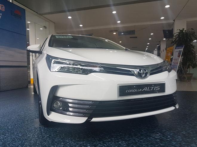 Bảng giá xe Toyota Altis 2019 lăn bánh, hỗ trợ trả góp lãi suất hấp dẫn - 2