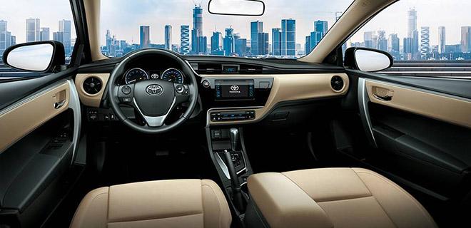 Bảng giá xe Toyota Altis 2019 lăn bánh, hỗ trợ trả góp lãi suất hấp dẫn - 6