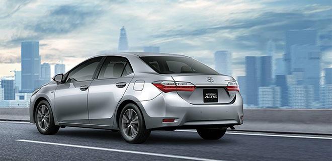 Bảng giá xe Toyota Altis 2019 lăn bánh, hỗ trợ trả góp lãi suất hấp dẫn - 9