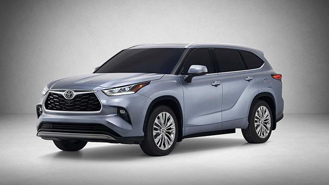 """Toyota Highlander thế hệ mới với nhiều """"sự đột phá"""" về thiết kế và động cơ - 1"""