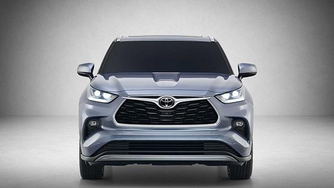 """Toyota Highlander thế hệ mới với nhiều """"sự đột phá"""" về thiết kế và động cơ - 2"""