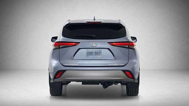 """Toyota Highlander thế hệ mới với nhiều """"sự đột phá"""" về thiết kế và động cơ - 3"""