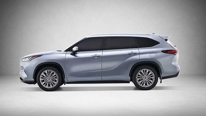 """Toyota Highlander thế hệ mới với nhiều """"sự đột phá"""" về thiết kế và động cơ - 6"""