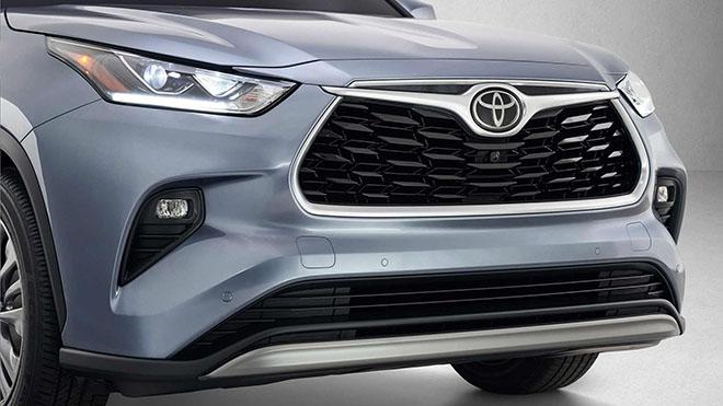 """Toyota Highlander thế hệ mới với nhiều """"sự đột phá"""" về thiết kế và động cơ - 4"""