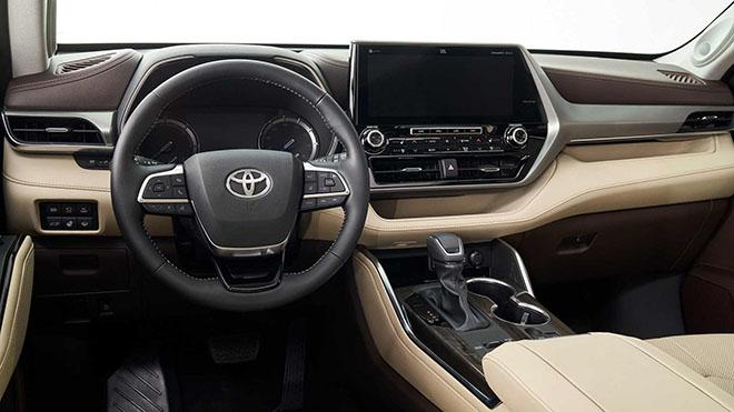 """Toyota Highlander thế hệ mới với nhiều """"sự đột phá"""" về thiết kế và động cơ - 7"""
