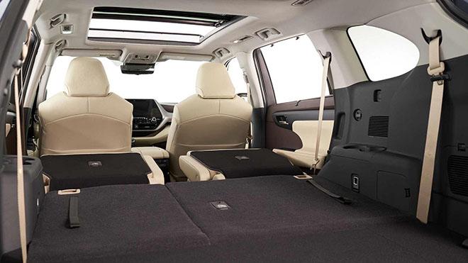 """Toyota Highlander thế hệ mới với nhiều """"sự đột phá"""" về thiết kế và động cơ - 8"""