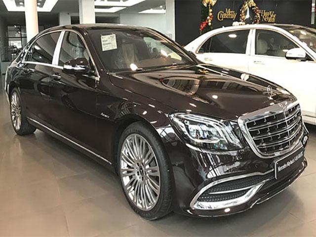 Giá xe Mercedes S Class 2019 lăn bánh - Các mức lãi suất khi mua xe Mercedes trả góp