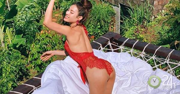 Không còn nghi ngờ gì nữa, đây chính là nữ hoàng bikini showbiz Việt!