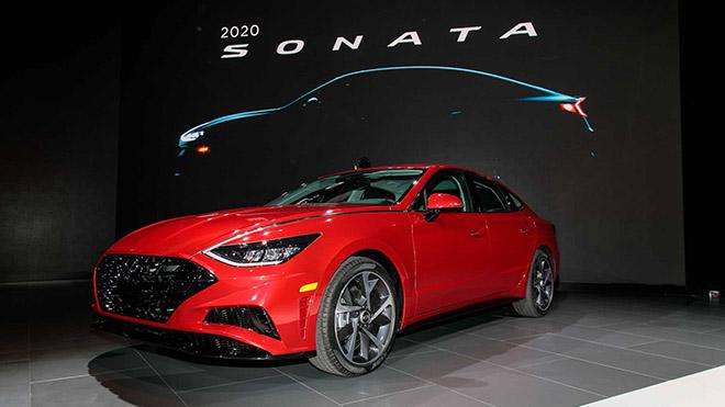 """Hyundai Sonata thế hệ thứ 8, sự """"lột xác""""  đầy trầm trồ về thiết kế và công nghệ - 1"""