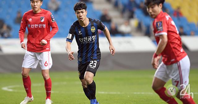 Công Phượng nói gì sau 6 trận thua liên tiếp của Incheon United?