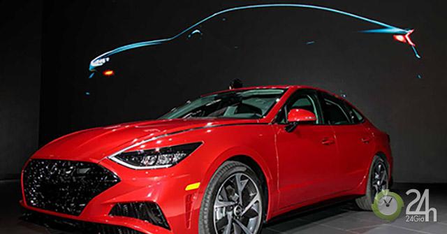 Hyundai Sonata thế hệ thứ 8, sự lột xác  đầy trầm trồ về thiết kế và công nghệ