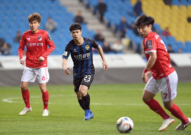 Công Phượng nói gì sau 6 trận thua liên tiếp của Incheon United? - 2