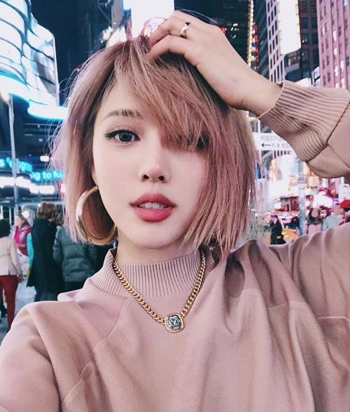 Những kiểu tóc ngắn đẹp và trẻ trung chào hè 2019