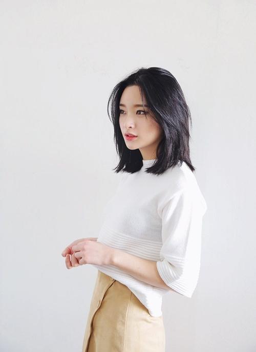 Những kiểu tóc ngắn đẹp và trẻ trung chào hè 2019 - 11