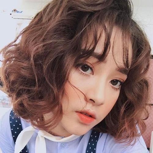 Những kiểu tóc ngắn đẹp và trẻ trung chào hè 2019 - 10